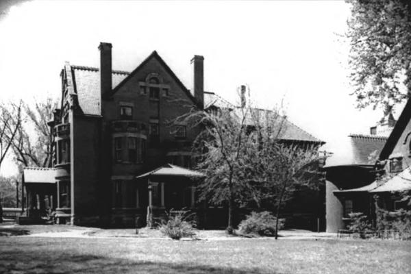 1948 North Elevation - Denver Public Library