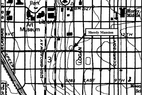 USGS Topography Map of Englewood Quadrangle